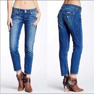 Hudson Colin Skinny Ankle gently used condition.